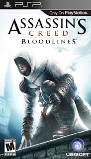 puxar jogo Assassins Creed Bloodlines: PSP quero baixar gratis download