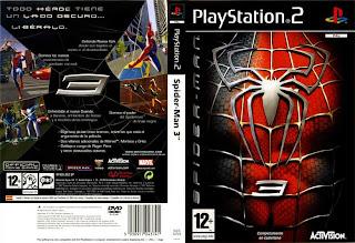 Baixar Spider-Man 3 PS2 Download grátis isos play 2