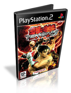 Baixar Tekken 5 PS2 Download grátis