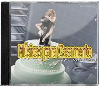 CD Jewel Case CD Músicas para Casamento