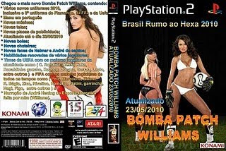 Baixar Bomba Patch Williams: Download PS2 Games Grátis