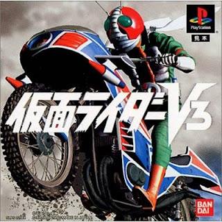 Baixar Kamen Rider V3: PS1 Download Games Grátis