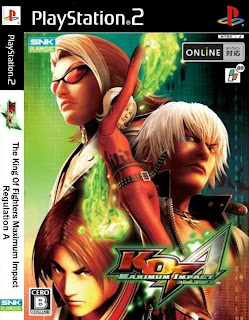 Baixar King of Fighters: Maximum Impact Regulation: PS2 Download Games Grátis