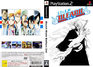 Baixar Bleach Blade Battlers 2: PS2 Download Games Grátis