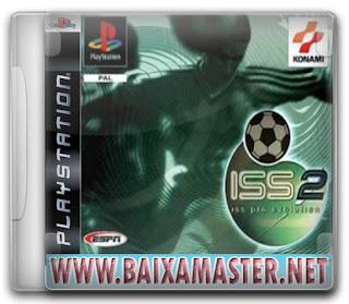 Download ISS Pro Evolution 2: PS1 Baixar Games Grátis