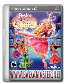 Baixar Barbie in the 12 Dancing Princesses: PS2 Download Games Grátis