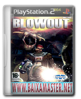 Torrent Super Compactado Blowout PS2
