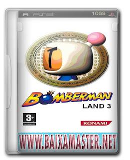 Baixar Bomberman Land 3: PS2 Download Games Grátis