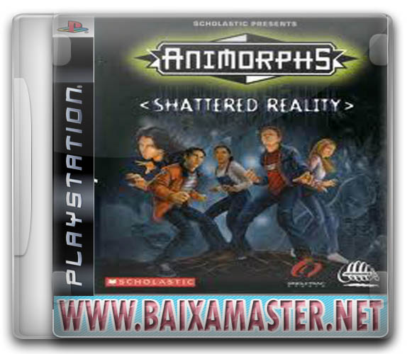 download Animorphs Shattered Reality PS1