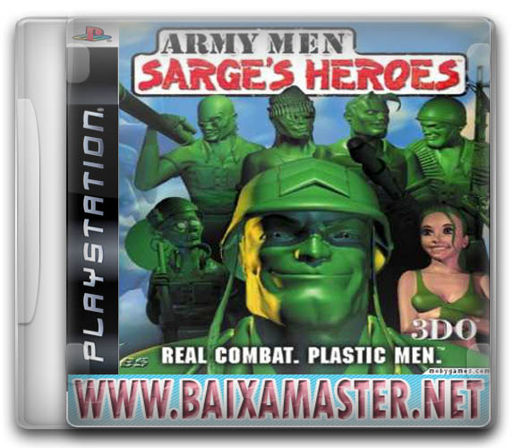 download Army Men Sarge's Heroes PS1
