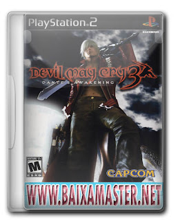 Baixar Devil May Cry 3: Dante's Awakening Special Edition: PS2 Download Games Grátis