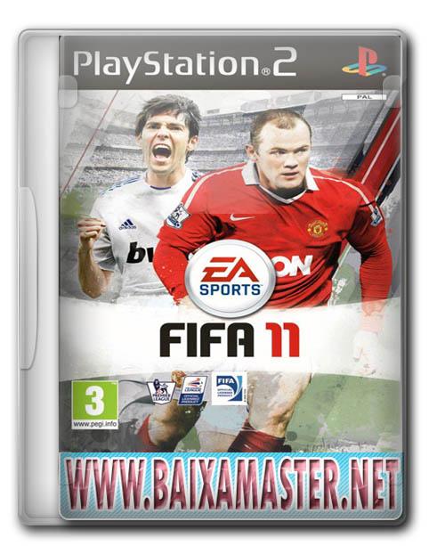 Fifa 2011[PS2] Em Português FIFA+2011+PS2_masterjogos_ps2