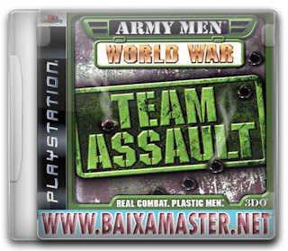 download Army Men World War Team Assault  PS1
