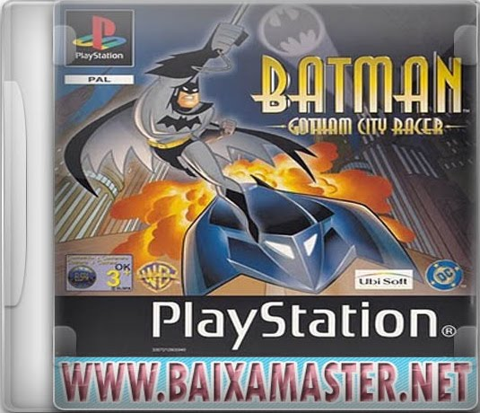 Torrent Super Compactado Batman Gotham City Racer PS1
