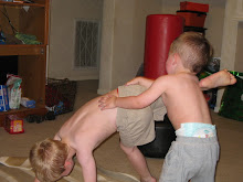 Toddler Fight Club