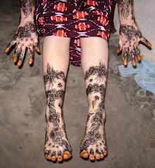 henna in lamu