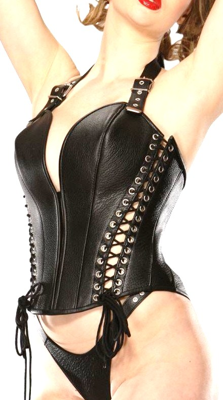 What Is My Paypal Email >> Leather Den: Genuine leather corsets