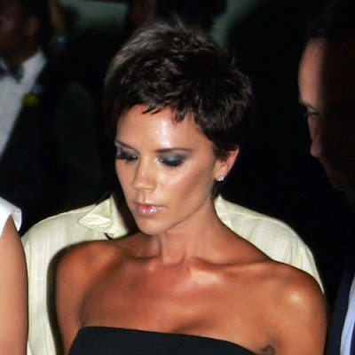 Victoria Beckham Hair. victoria beckham short hair