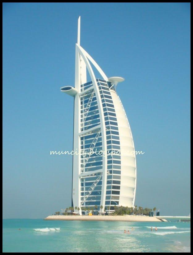 Lalalaland sun sand and sea for Burj al arab rates