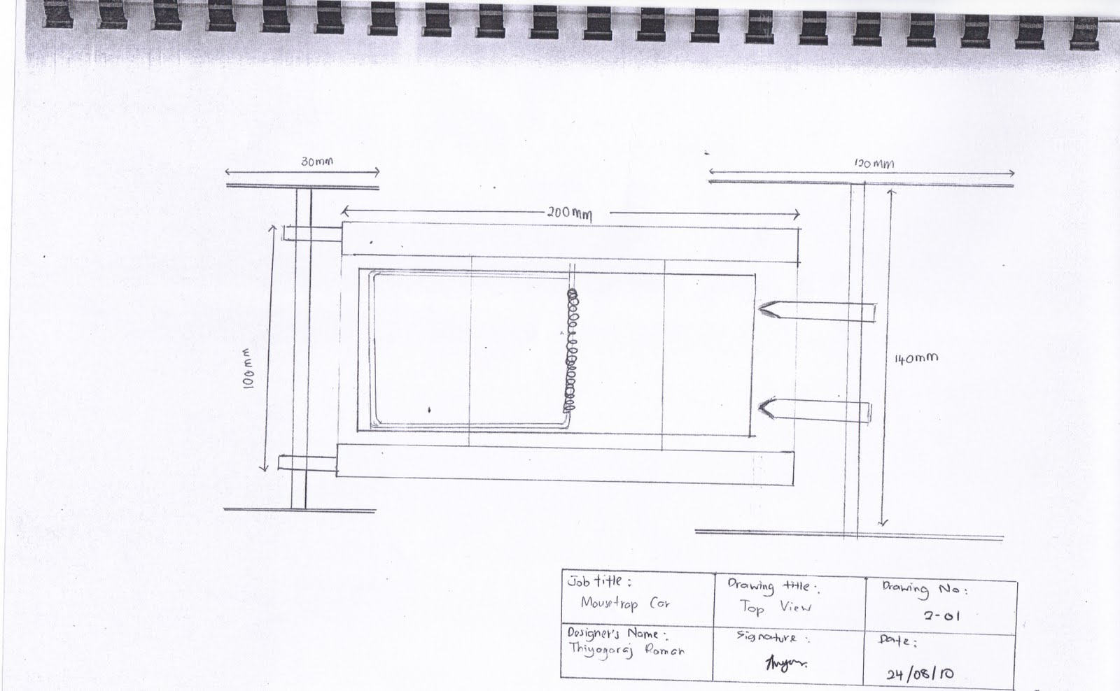 Mousetrap car diagram top view from auto wiring diagram today southern union inc mousetrap vehicle design documents rh southernunioninc blogspot com mousetrap car ideas mousetrap car blueprints malvernweather Gallery