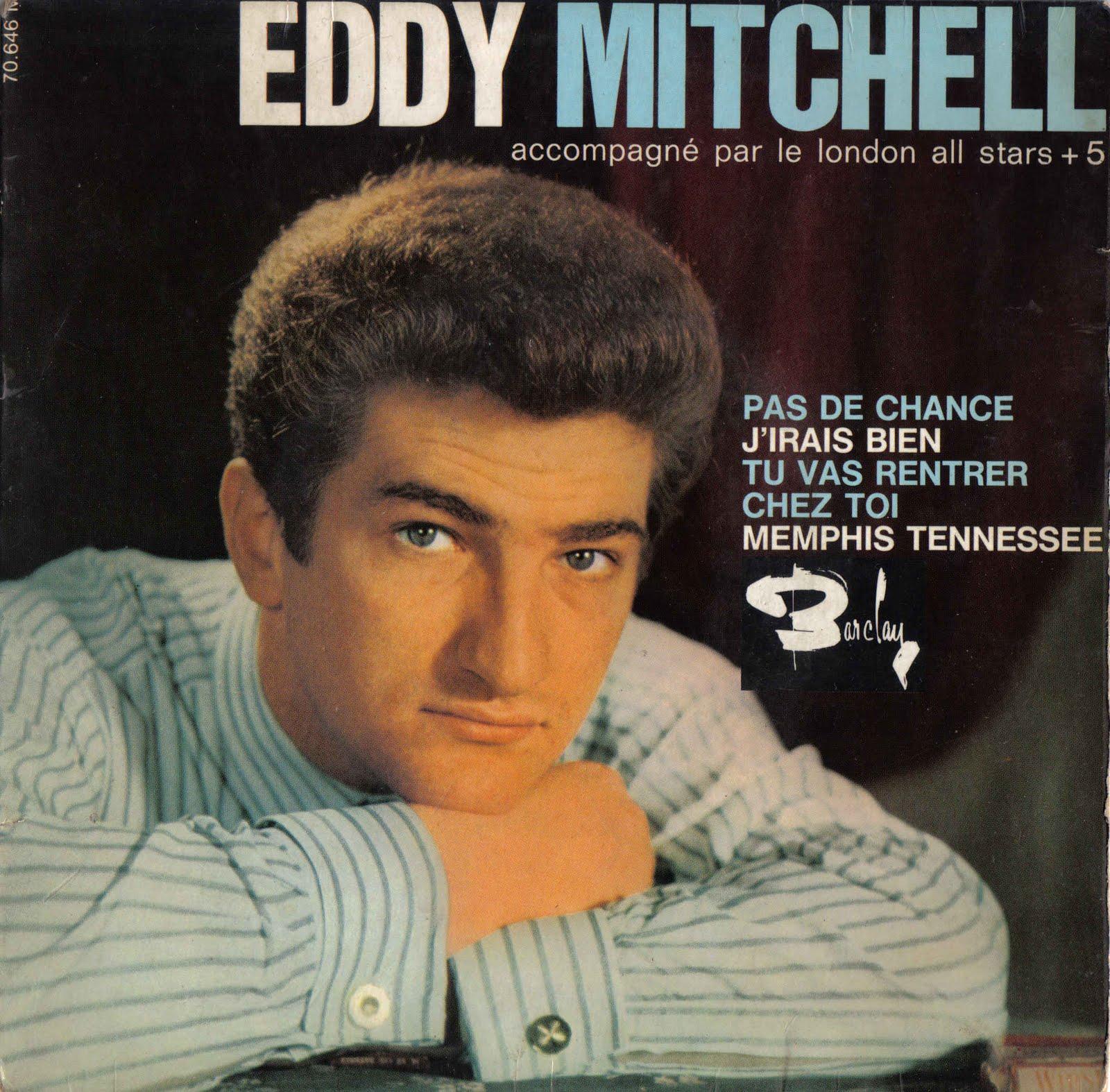 Eddy Mitchell Accompagné par London All Star* Le London All Star - Je T'En Veux D'Etre Belle