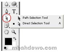 seleksi photoshop pen path 6