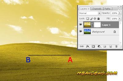 gambar tutorial efek foto 2 warna 7