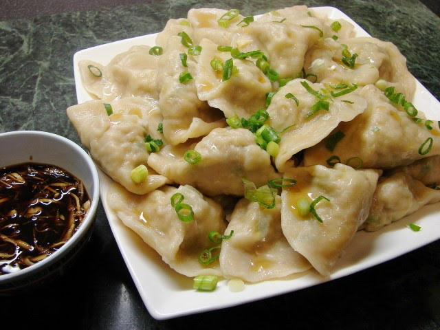 Sunflower Food Galore: Chinese dumplings - Jiaozi 餃子