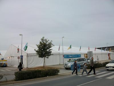 Feria de Muestras de Rociana del Condado.