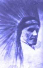 "SPIRIT GUIDE:  ""Red Cloud"""