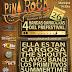 PinaRock 2010: Primer festival de rock en Pinamar