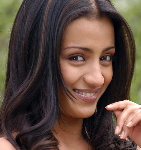 south indian mallu actress trisha krishnan hot image gallery from tamil fim