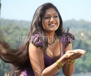 Actress Meghna in Yakshiyum Njanum  photos