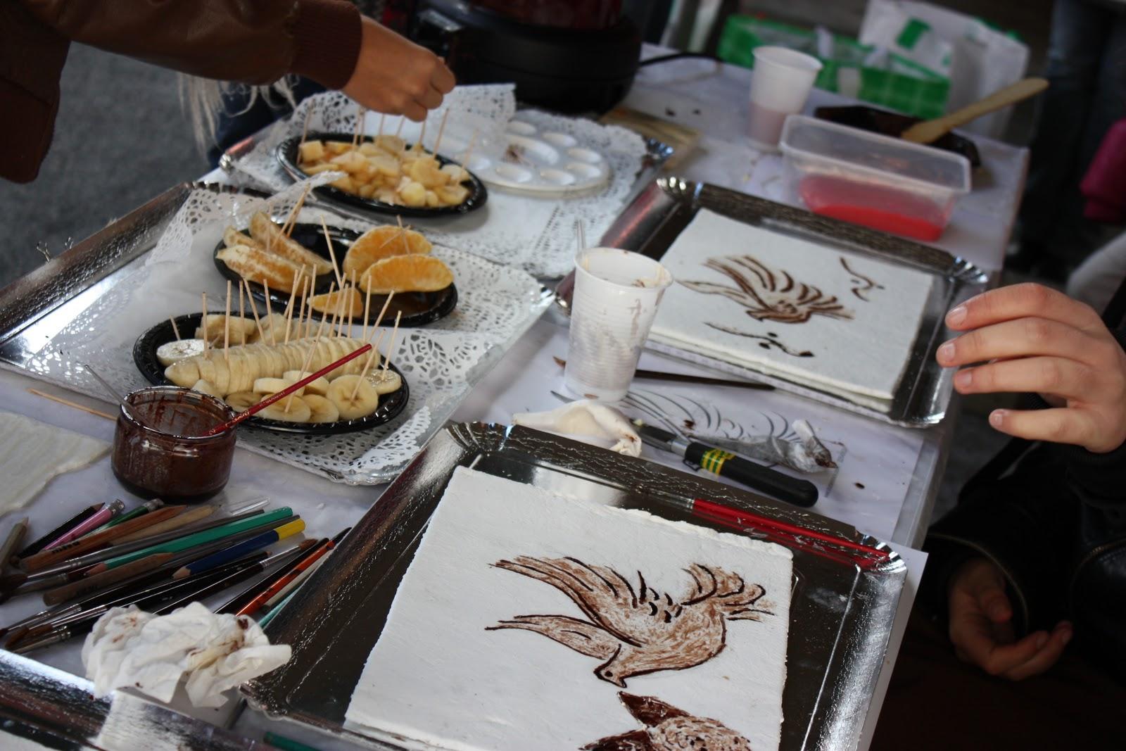 Semaine du go t c 39 est chocolat arts appliqu s montaleau for Art de la cuisine