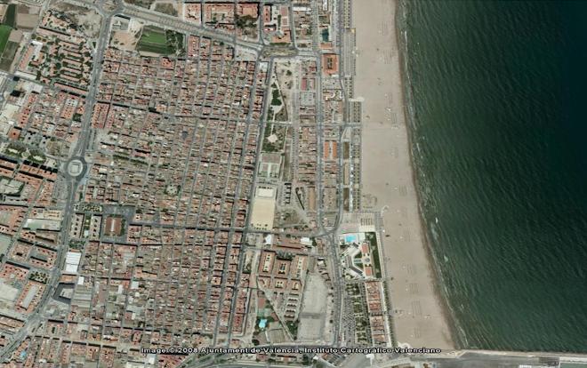 Barrio Cabañal-Valencia