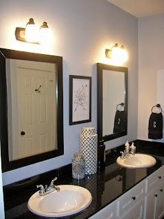 odi et amo how to remove a large bathroom mirror. Black Bedroom Furniture Sets. Home Design Ideas