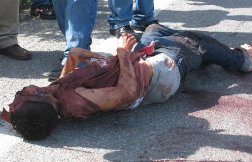 Graphic content  discretion is advisedZetas Cartel Victims