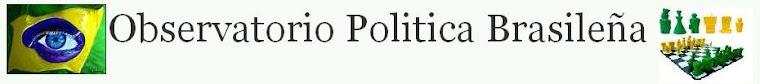 Observatorio Política Brasileña
