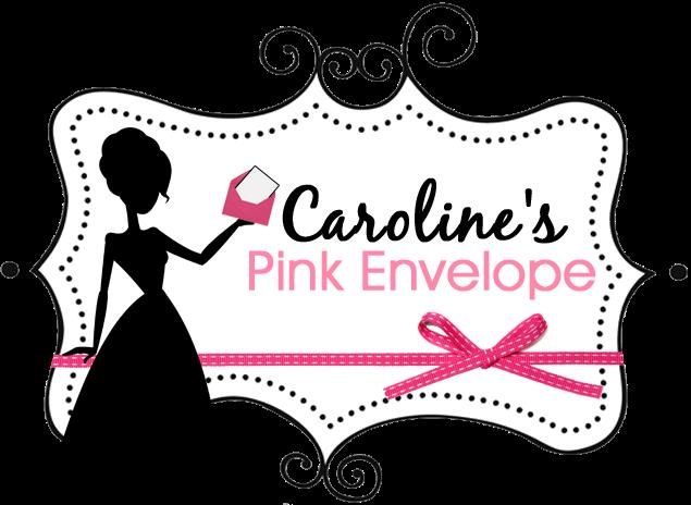 Caroline's Pink Envelope