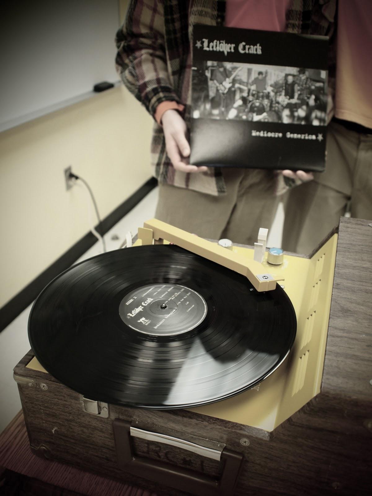 vinyl revival
