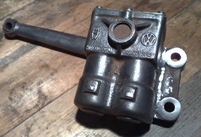 lever shocks Vintage