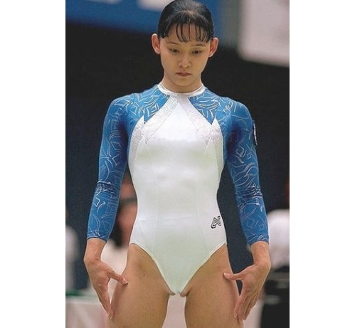 Gymnast Camel Toe
