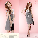 SEXY DRESS WITH BELT - RM 42.00