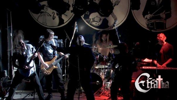 EFFATHA (Cro) catholic metal, kršćanski-katolički metal - Promo 2010