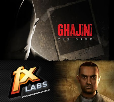 Ghajini+The+Game