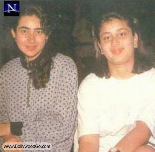 Karishma+Kareena+Without+Makeup+BollywoodGo