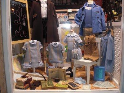 BOUTIQUE INFANTIL CARRUSEL estrena blog.