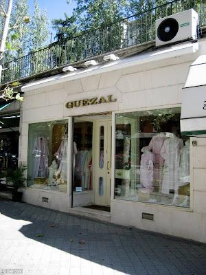 De crisis y ajuares: GUEZAL