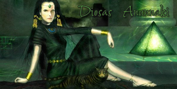 Diosas Anunnaki