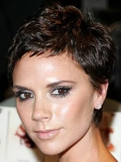 Celebrity Short Hair Styles 2010